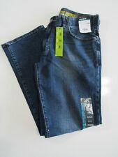 Men's 42 X 30 Lee Dark Wash Extreme Motion Regular Fit Bootcut Stretch Jeans
