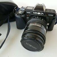 Minolta Maxxum 7000 Camera AF Zoom 35-105mm 1:3.5(22)-45 Lens