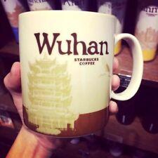 new China Starbucks   Limited edition city mugs 16oz of wuhan