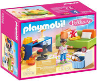 Playmobil Dollhouse Teenager's Room Playset 70209 (for Kids 4 and up)