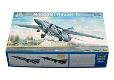 Trumpeter 9363210 MiG-23ML Flogger-G 1:32 Kampfflugzeug Modellbausatz