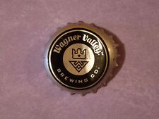 Beer Bottle Cap <> Wagner Valley Brewing Company <> Lodi, New York Breweriana