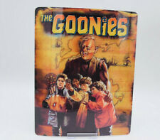 THE GOONIES - Glossy Bluray Steelbook Magnet Magnetic Cover (NOT LENTICULAR)
