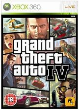Grand Theft Auto IV - Xbox 360 - UK/PAL