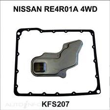 Auto Transmission Filter Kit Fits: NISSAN PATROL ZD30DDTi  4 Cyl Direct Inj GU