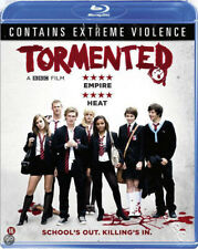 Tormented NEW Erotic Blu-Ray Disc Jon Wright Alex Pettyfer