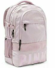 VICTORIAS SECRET PINK COLLEGIATE BACKPACK FULL SIZE DREAMY LILAC CAMPUS SCHOOL