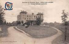 VERNEUIL - Ecole des ROCHES