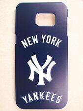 MLB New York Yankees Samsung Galaxy S6 Edge Plus Plastic One-Piece Slim Case