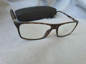 Starck Herrenbrille braun Gravity Evo  SH1043X  0010  56/15/140  Top
