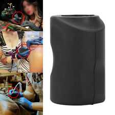 Silicone Rubber Tattoo Grip Wrap Tattoo Machine Gun Grip Cover Handle Holder HL