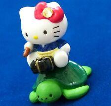 Hello Kitty with Sea Turtle Swarovski Elements Crystals Japan Pendant Charm