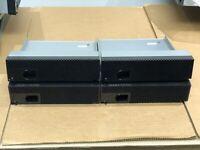 Lot 4x IBM Lenovo Flex System Enterprise Chassis Node Bay Filler Blank 1/2 width