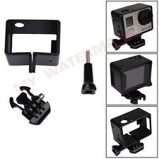 Tripod Cradle Border BacPac Frame Mount Protective Housing for GoPro Hero 3/3+/4