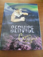 "2003 Robert Service H.S. ""Cougars in the Spotlight"" Anchorage, Alaska"