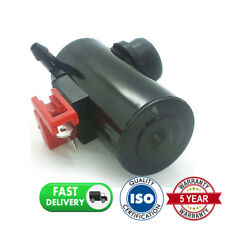 WINDSCREEN WASHER PUMP FRONT SINGLE OUTLET FOR SUBARU IMPREZA LEGACY OUTBACK SVX
