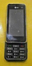 Cellulare LG KF700 NERO non FUNZIONANTE NON SI ACCENDE