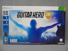 New Guitar Hero Live  - Xbox 360