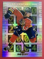 1999-00 Upper Deck MVP Y2K 21ST Century #21st-9 Pavel Bure Florida Panthers