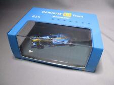 DV7625 MINICHAMPS RENAULT R25 2005 PRESENTATION 403050105 1/43 NEUF