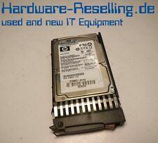 """HP 146GB 2.5"""" 10k SAS DG146BB976 432320-001 430165-003 9F6066-035 375863-010"""