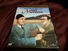 ROAD TO MOROCCO DVD! Bob Hope, the tribute collection, new, ships fast.