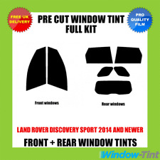 LAND ROVER DISCOVERY SPORT 2014+ FULL PRE CUT WINDOW TINT