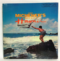"James Michener's ""Favorite Music of Hawaii"" LP Record RCA Victor LPM-2150"