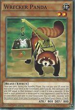 YU-GI-OH CARD: WRECKER PANDA - TDIL-EN041 - 1st EDITION