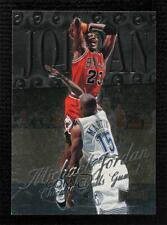 1998-99 Metal Universe Michael Jordan #1 HOF