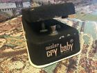 JEN mister cry baby true bypass wah  volume pedal changeover switch modified m for sale
