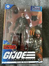 GI Joe Classified Series Major Bludd Cobra Island Target EXCLUSIVE
