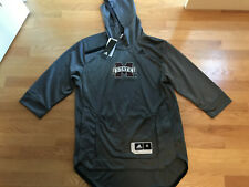 NWT Adidas Mississippi State Bulldogs Hooded Shooting Shirt (Men's M)