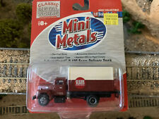 Ho Scale 1:87 Mini Metals International R-190 Sears Delivery Truck #30181 New
