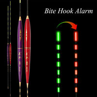 Smart Fishing Float LED Fishing Bobber Night Light Bite Hook Luminous Glowing