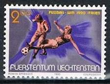Liechtenstein postfris 1990 MNH  987 - WK Voetbal