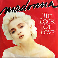 "Madonna ‎7"" The Look Of Love - France (VG+/VG+)"