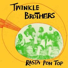 Twinkle Brothers(Vinyl LP)Rasta Pon Top-Burning Sounds-BSRLP922-EU-2018-M/M