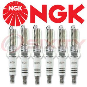 NGK 6509 LTR6IX11 Iridium IX Spark Plugs 6 PC