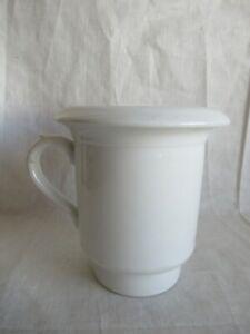 alter Porzellan Kaffeefilter Filter