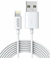 ANON Quick 3.0 MFI Lightning Charger Cable USB DATA For iPhone XS MAX XR X 7 8 6