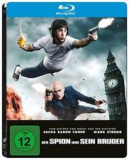 Der Spion und sein Bruder [Blu-ray/Steelbook//NEU/OVP] Mark Strong, Rebel Wilson