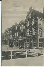Postcard - DELFT - wijnhaven