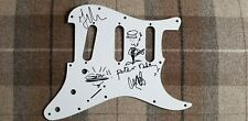 The Libertines Fully Signed Guitar Scratch Plate White Pete Doherty Carl Barat