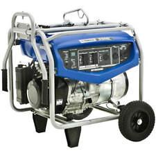 Yamaha EF5500D 4500 Watt Gas Powered Professional RV Backup Portable Generator