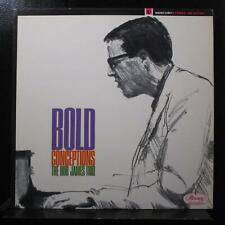 The Bob James Trio - Bold Conceptions LP VG+ SR-60768 1st Black Lbl Vinyl Record
