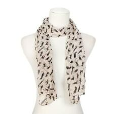 Fashion Black Cat Kitten Women's Chiffon Wrap Ladies Shawl Chiffon Scarf Scarves