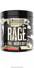 Warrior Rage Pre Workout Powder 45 Servings WICKED WATERMELON 392g