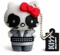 Hello Kitty Kiss 8GB USB - KISS CATMAN *Brand New Sealed* Storage Device