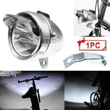 Sturdy Classical Vintage Bicycle Bike LED Light Headlight Front Retro Head Lamp